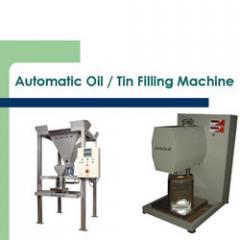 Automatic Oil / Tin Filling Machine
