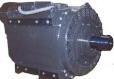 AC Traction Motor WAG-9