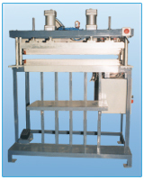 Long Pneumatic Impulse Sealer Machine