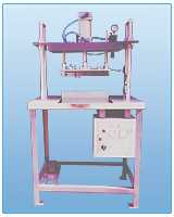Pneumatic Bottle Cap Sealer Machine