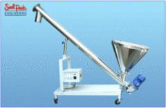 Infeed Screw Conveyor