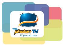 TATA PHOTON TV