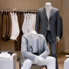 Men's garment