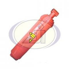 Hydraulic Jack 3 Step Type For Tractor Trailer