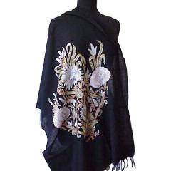 Ari Embroidered Shawls