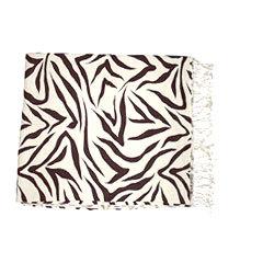Zebra Printed Shawls