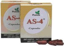 Anti-Allergic Capsules (AS - 4 Capsules)