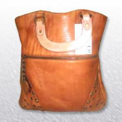 Leather Luggage Bags