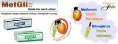 MetGli Tablet (1mg)