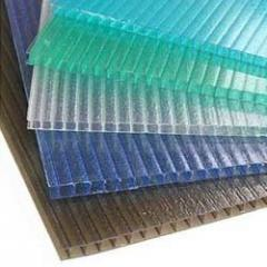 Roofing polycarbonate sheets