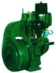 Variable Speed Diesel Engines
