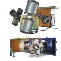 Rotomoulding Machineery