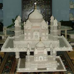 Decorative Taj Mahal Models