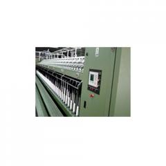 Machine For Worsted Spinning