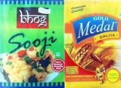 Packaging Material For Suji & Dalia