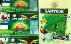 Packaging Material For Tea Leaves