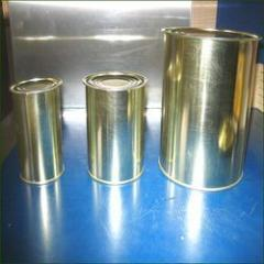 Tin Cap Containers For Ghee
