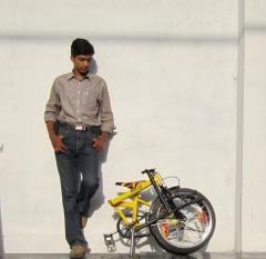 Ride 2.0 The folding Bicycle