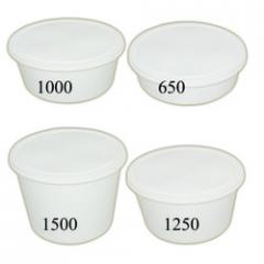 Restaurant Curry Packing Containers
