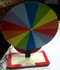 Newton's Color Disk