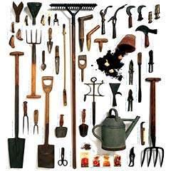 Precision Garden Tools