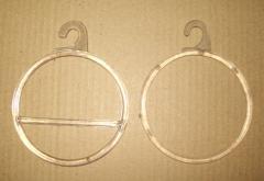 Plastic Molded Hangers