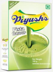 Milkshake Pista