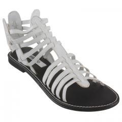 Sandal 57-3898-White-13.0