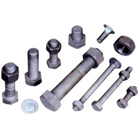 Hot Dip Galvanised Fasteners