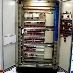 Flash Control Panel Fabrication