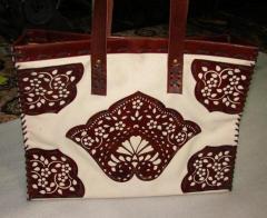 Leather Lady's Handbags