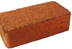 Coconut peat