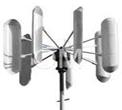Vertical Wind Turbibe(GB-HL-WT)