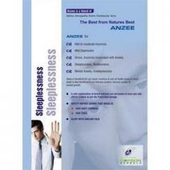 Anzee for sleeplessness
