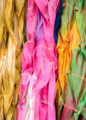 Dyed Garment Fabric