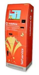 Fabrication of Vodafone Self Service Kiosk
