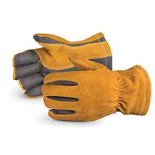 Heat Resistant fighter gloves