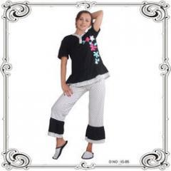 Hosiery Pyjama Sets