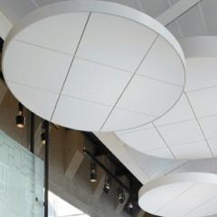 False ceiling - Mineral fiber ceiling