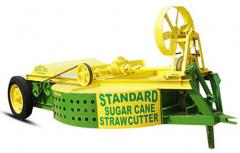 Sugarcane Straw Cutter