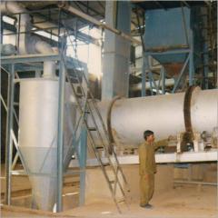 Industrial fertilizer plant machinery