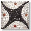Semi-Precious Pebble Motifs & Borders