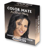 COLOR MATE ACTIVE PLUS-NATURAL BLACK