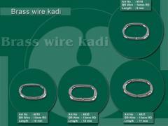 Brass Wire Kadi