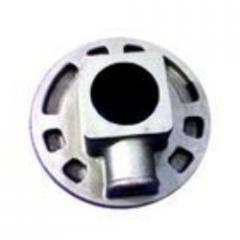 Industrial aluminium gravity die casting