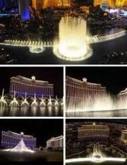 Columns Ball Fountain