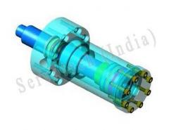Heavy Duty Telescopic Hydraulic Cylinders