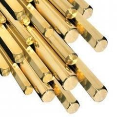 Brass Extruded & Drawn Bars