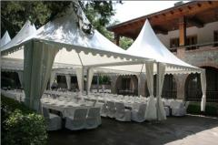 Decorative Wedding Tent