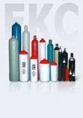 Cylinder for Compressed Industrial Gase